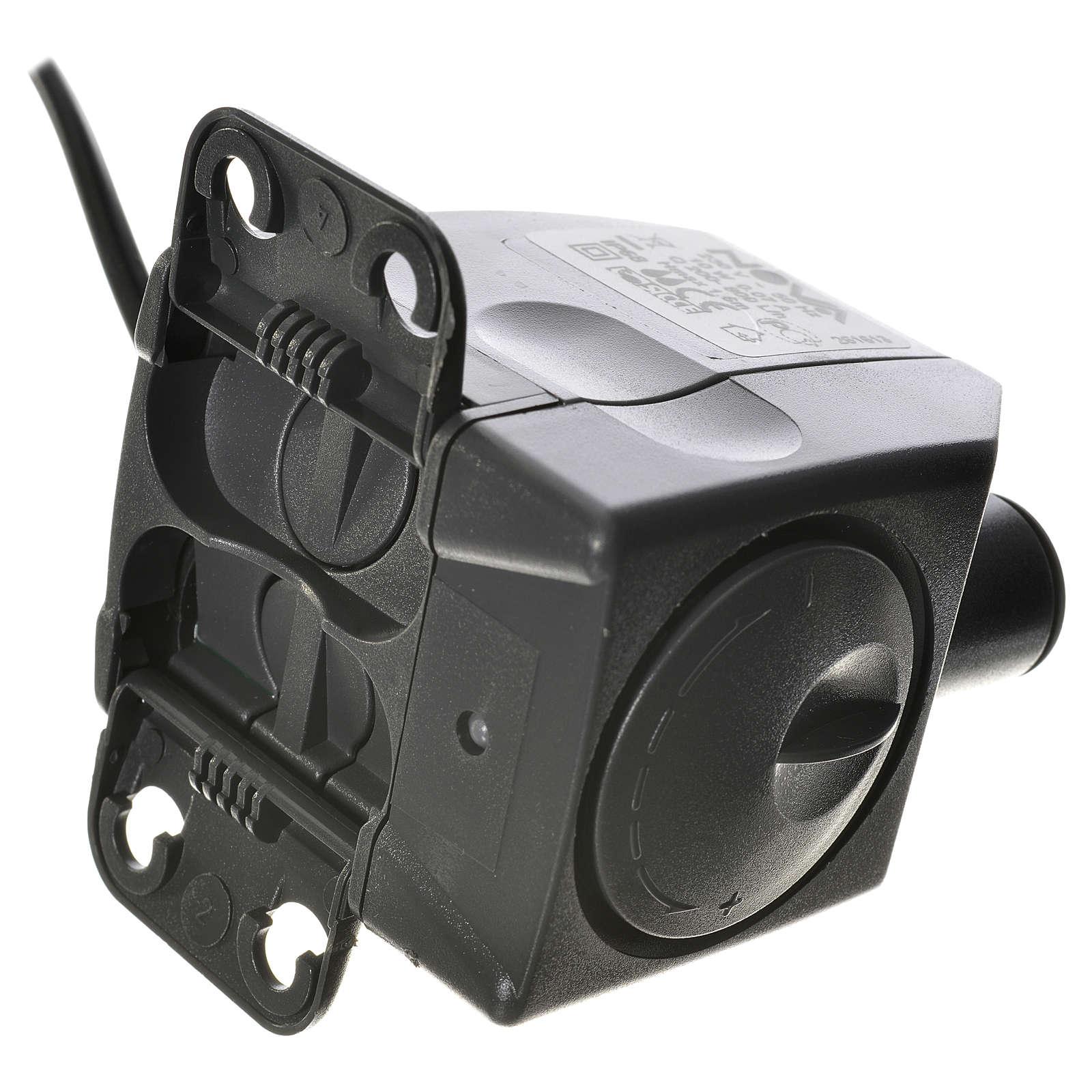 Pompe eau crèche Nova réglable 200-800l/h 10W 4