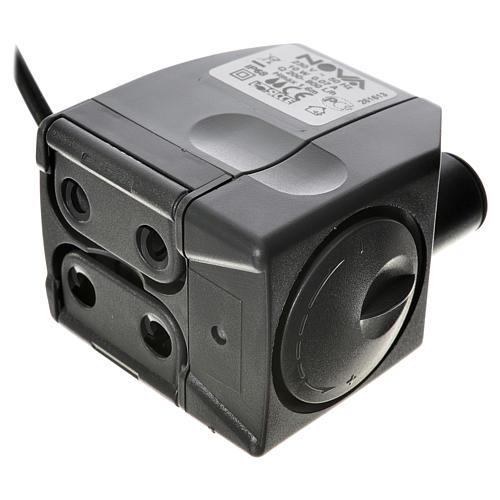Pompe eau crèche Nova réglable 200-800l/h 10W 2