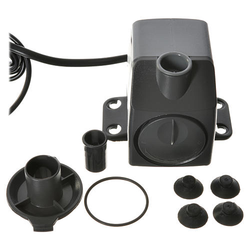Pompa acqua presepe NOVA 200-800 litri/ora 10W 5