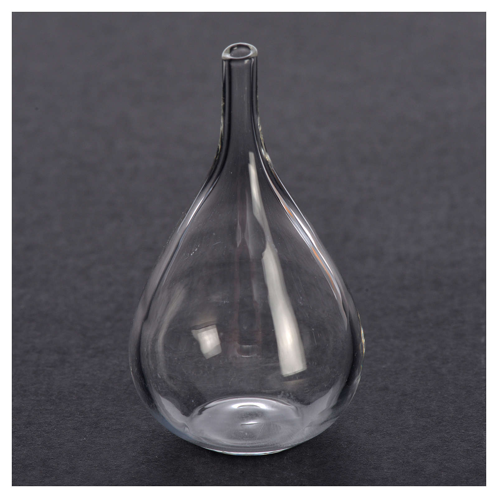 Botella de cristal para belén 3.1x1.5cm 4