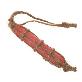Accessory for nativities of 20-24cm, salami in wax s2