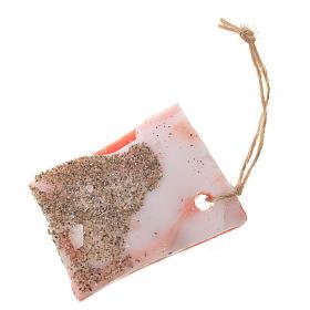 Lardo in cera per figure presepe 20-24 cm s1