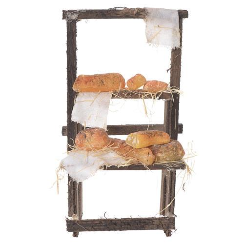 Banc de boulanger en cire 13,5x8x5,5 cm 1