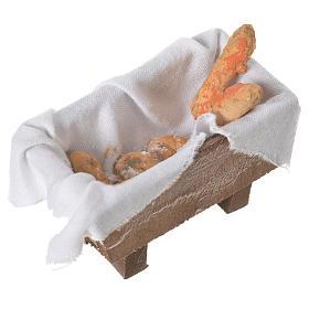 Madia con pane terracotta 5x7,5x4 s2