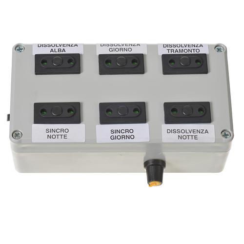 Nativity control unit 4+2 phases 1000W 1