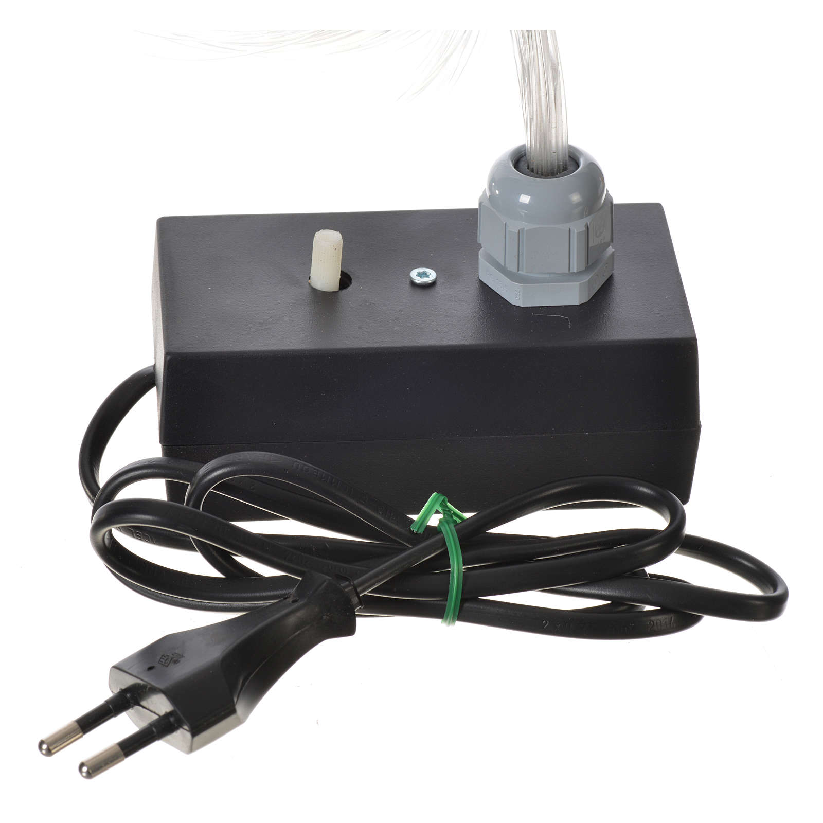 Illuminatore led dissolvenza tremolio 45 fili fibra ottica 4