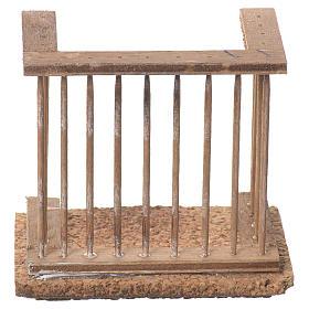 Balcone presepe napoletano 8x7x4 s1