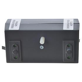 Nativity scene electric box 100W 2 phases s2