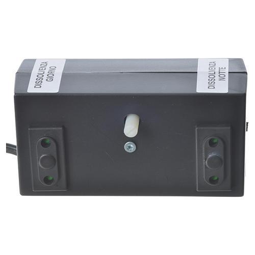 Nativity scene electric box 100W 2 phases 2