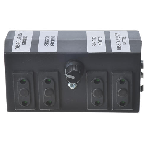 Controlador Belén 600 W 2+2 Fases 2