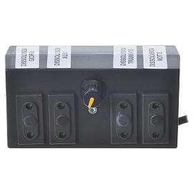Electric central 600W 4 phases s2