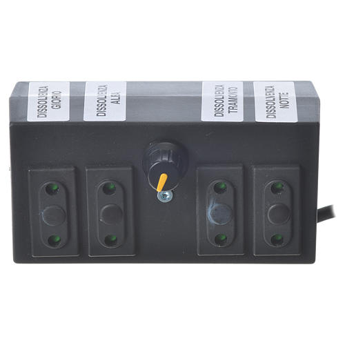 Electric central 600W 4 phases 2