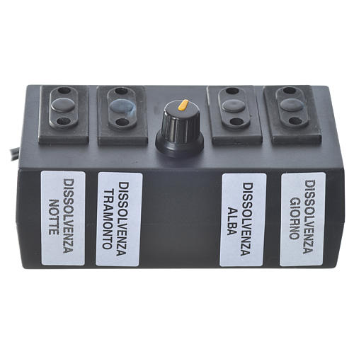 Electric central 600W 4 phases 1