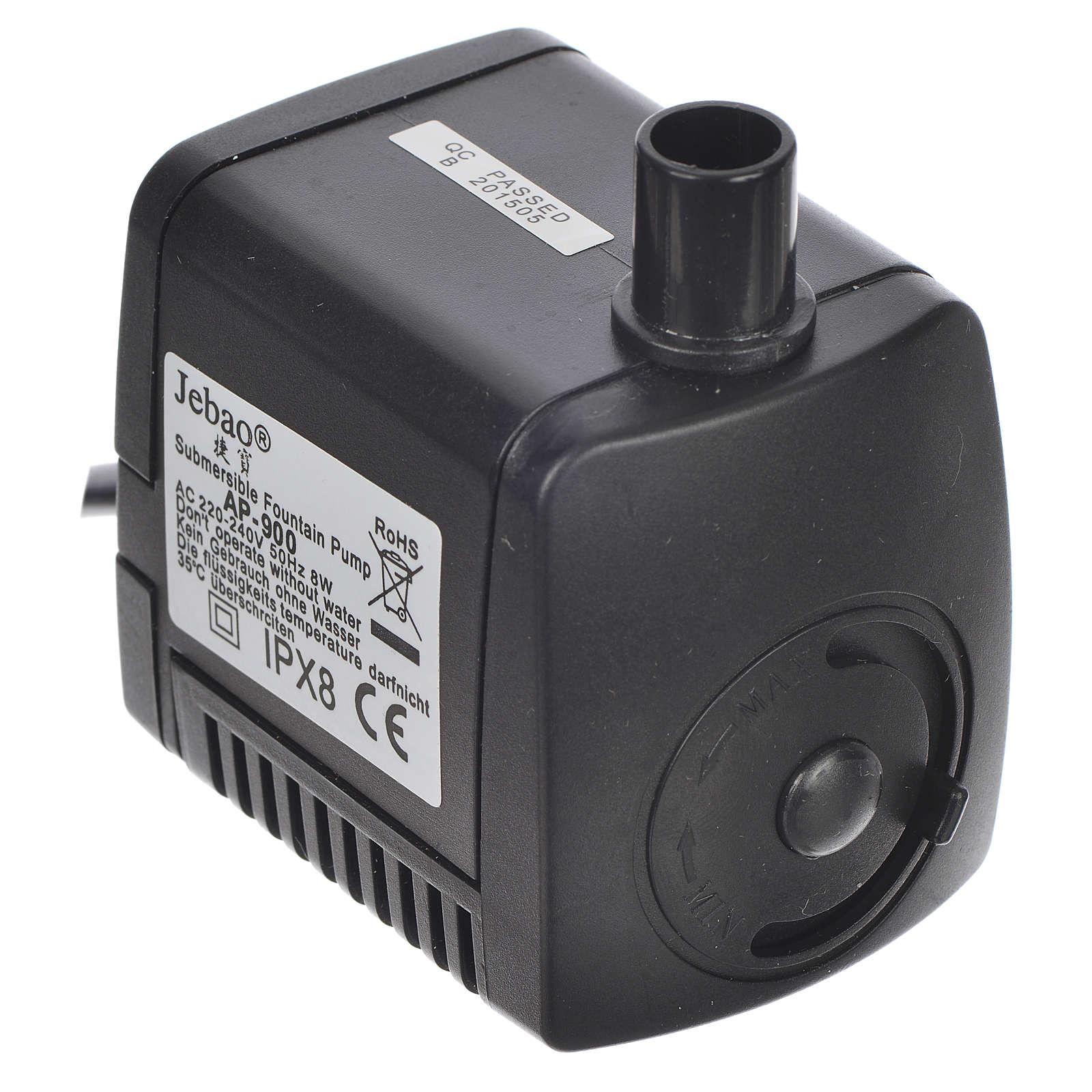 Pompa acqua presepe 8W AP900 4