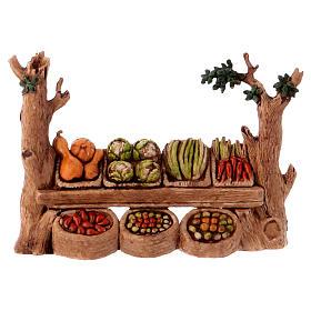 Stall, Moranduzzo Nativity scene 6cm s1