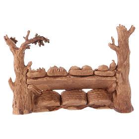 Stall, Moranduzzo Nativity scene 6cm s3