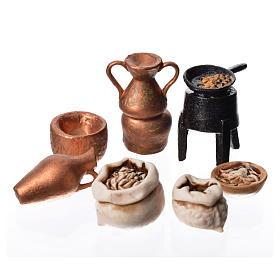 Household accessories, 7pcs Moranduzzo Nativity, 10cm s1