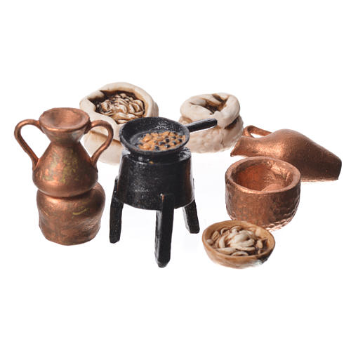 Household accessories, 7pcs Moranduzzo Nativity, 10cm 2