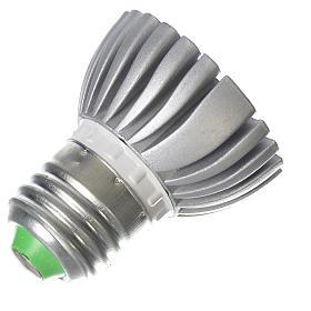 LED spot light 10 degrees 1W, warm light for nativities s2
