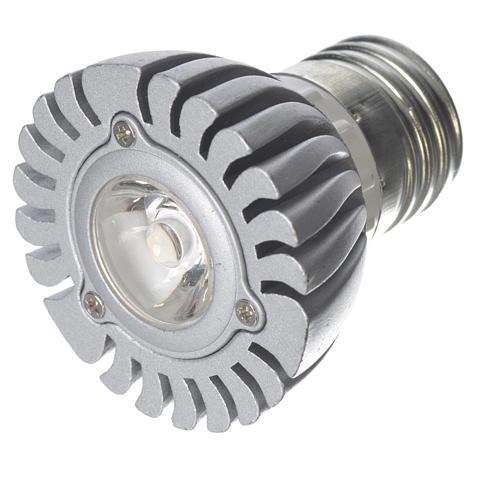 LED spot light 10 degrees 1W, warm light for nativities 1