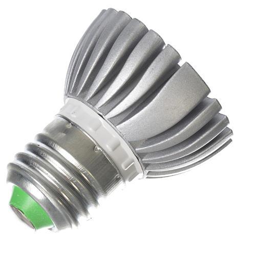 LED spot light 10 degrees 1W, warm light for nativities 2