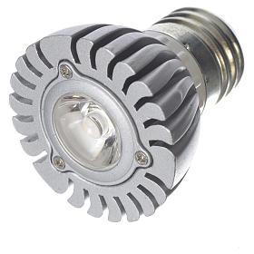 Luzes e Lamparinas para o Presépio: Lâmpada Led 10 graus 1W luz fria presépio