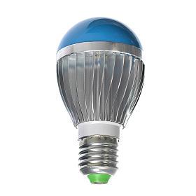 Luzes e Lamparinas para o Presépio: Lâmpada Led 5 W intensidade regulável azul presépio