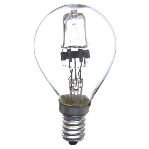 Lampada 25W trasparente presepe 1