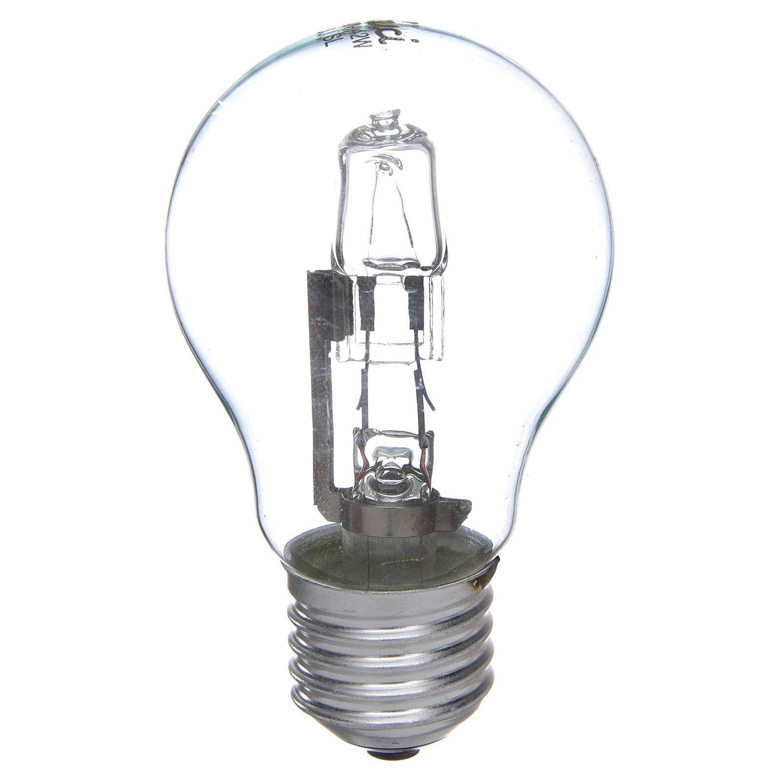 Lampada 40W trasparente presepe 4