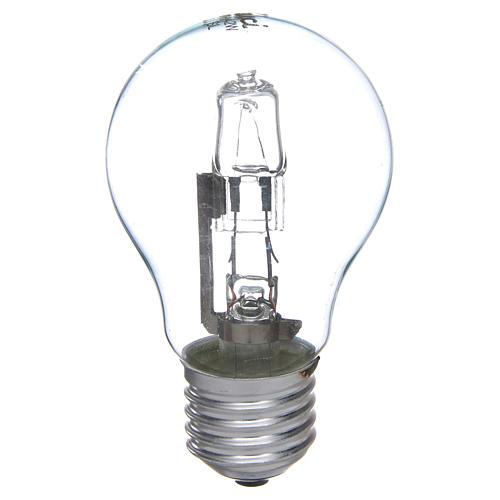 Lampada 40W trasparente presepe 1