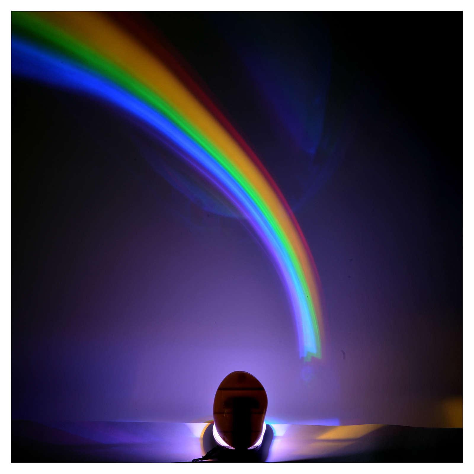 Nativity scene rainbow 4