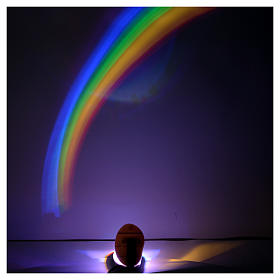 Nativity scene rainbow s4