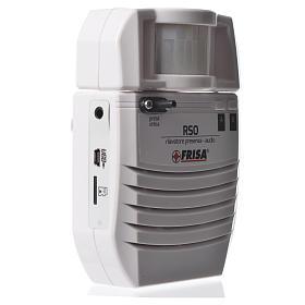 Audio presence detector optical plug s2