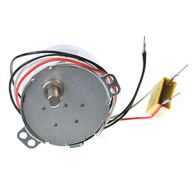 Motor reductor for nativities MV 1spin/minute s1