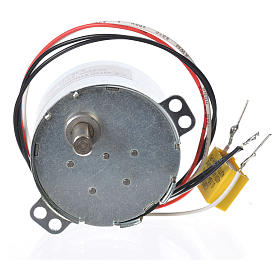 Motor reductor for nativities MV 2.5spin/minute s1