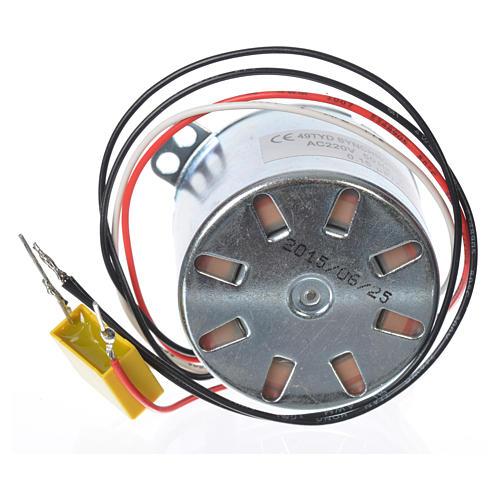 Motoriduttore MV 2,5 giri/min presepe 3
