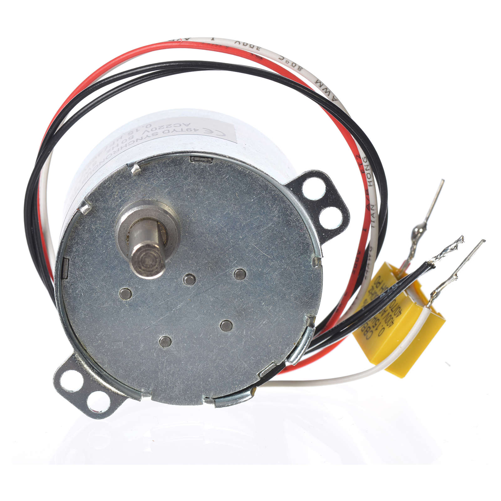 Motor reductor for nativities MV 2.5spin/minute 4