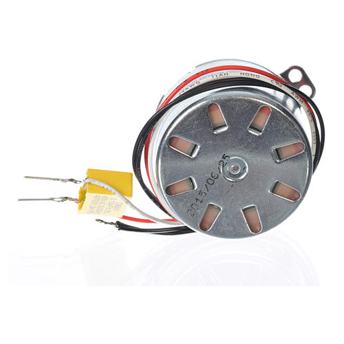 Motor reductor for nativities MV 4spin/minute 3