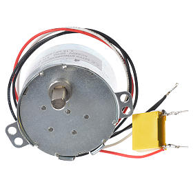 Motor reductor for nativities MV 4spin/minute s1