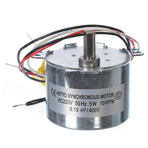 Motoriduttore MV 10 giri/min presepe 2