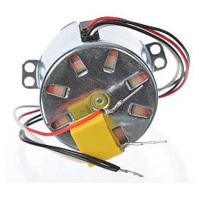 Motor reductor for nativities MV 10spin/minute s3