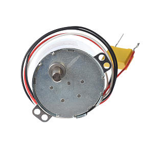 Motor reductor for nativities MV 20spin/minute s1