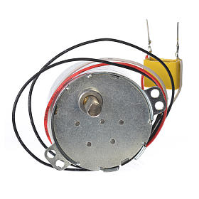 Bomba de agua y motores para movimientos: Motorreductor MV 30 giros/min belén