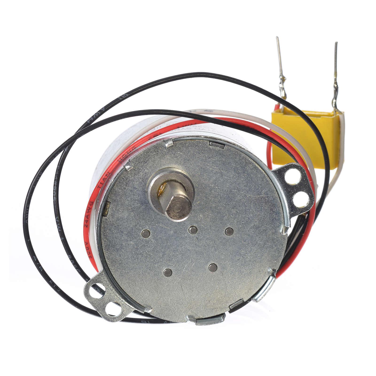Motoriduttore MV 30 giri/min presepe 4