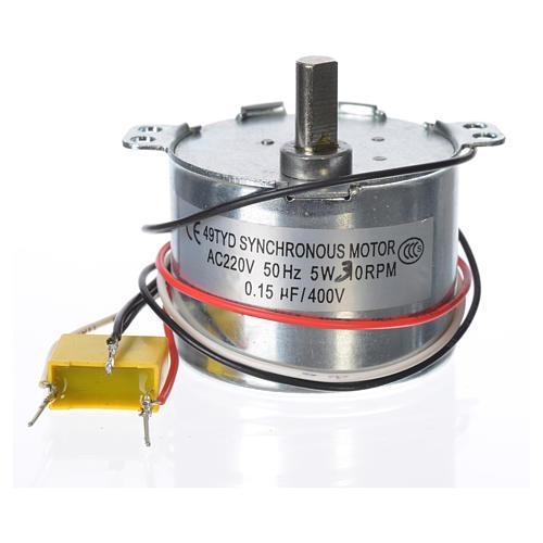 Motoriduttore MV 30 giri/min presepe 2