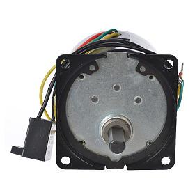 Bomba de agua y motores para movimientos: Motorreductor MPW 2,5 giros/min belén