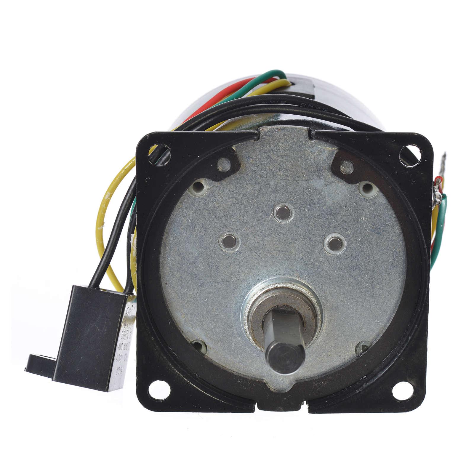 Motoredutor MPW 2,5 rpm presépio 4
