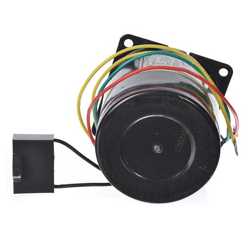 Motoredutor MPW 2,5 rpm presépio 3