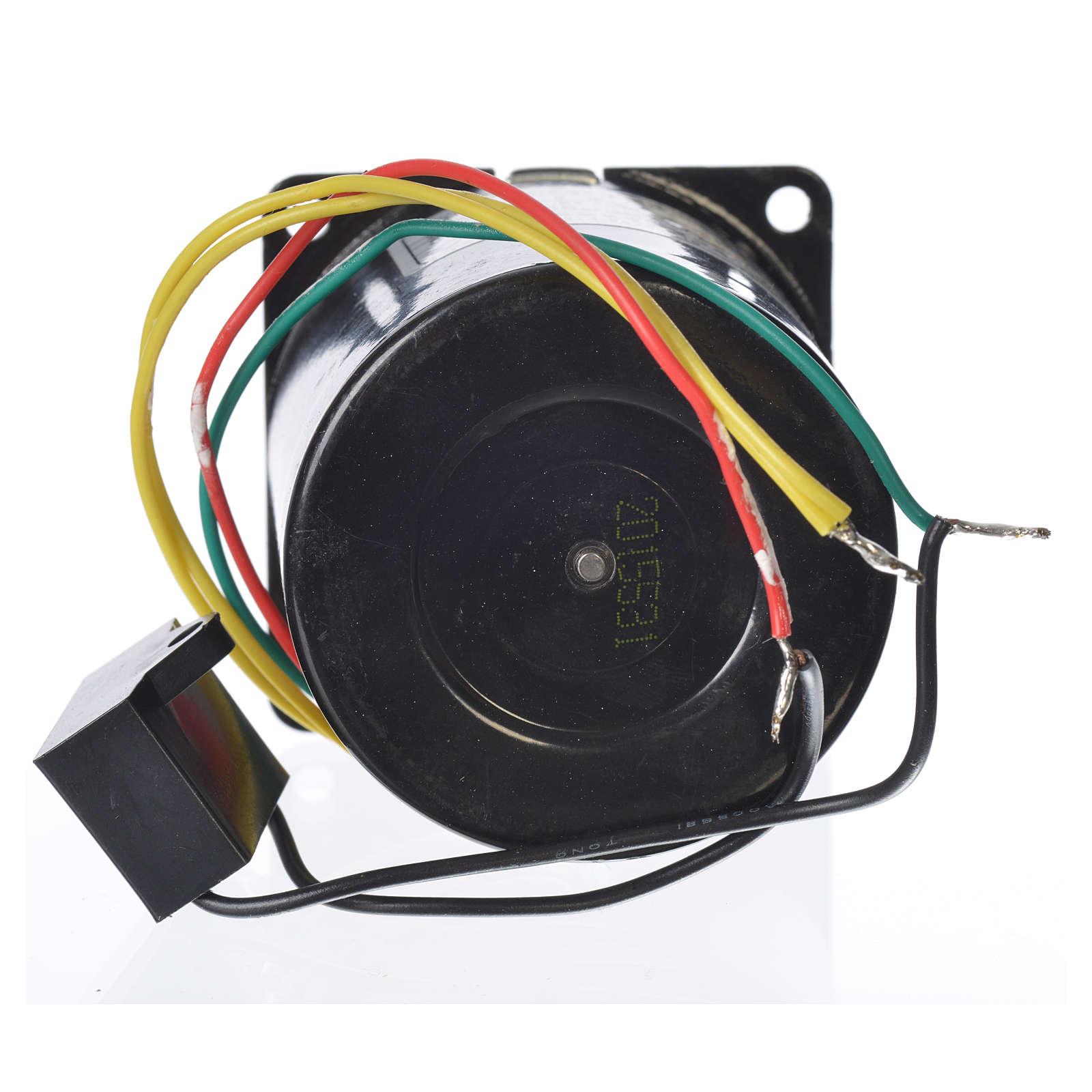 Motorreductor MPW 5 giros/min belén 4