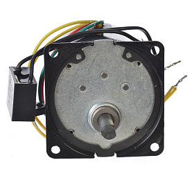 Bomba de agua y motores para movimientos: Motorreductor MPW 5 giros/min belén